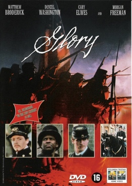Glory - VHS cover