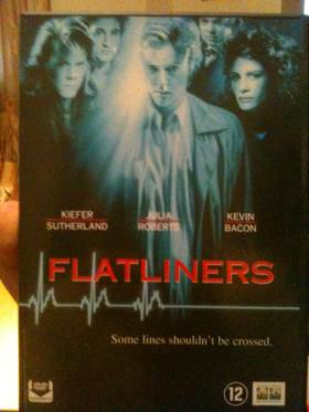 Flatliners - DVD cover