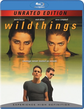 Wildthings - Blu-ray cover