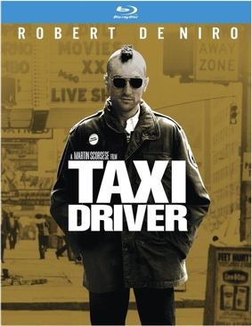 Taxi Driver - Blu-ray cover