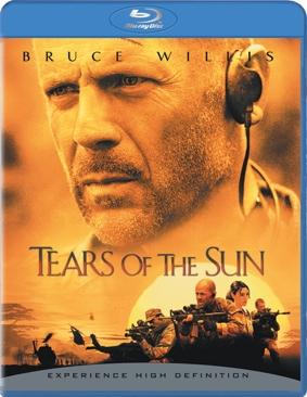 Tears of the Sun - Blu-ray cover