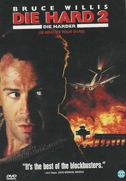 Die Hard 2 - HD DVD cover