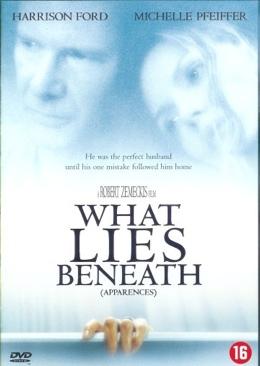 What Lies Beneath - DVD cover