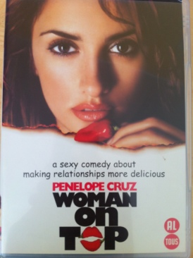 Woman on Top - DVD cover