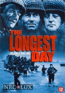 The Longest Day - DVD cover