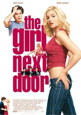 The Girl Next Door - DVD cover