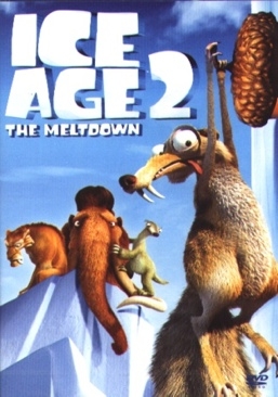 Ice Age 2: The Meltdown - DVD cover