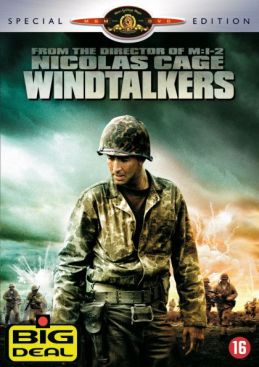 Windtalkers - DVD cover