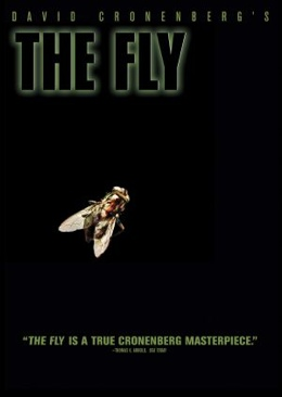The Fly - Blu-ray cover