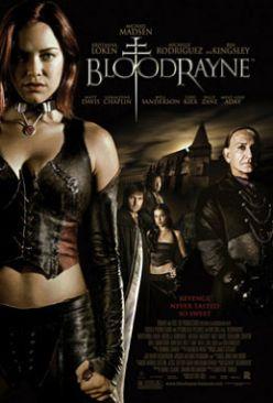 Bloodrayne - DVD cover