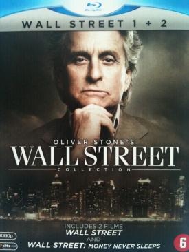 Wall Street - Blu-ray cover
