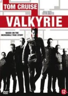 Valkyrie - DVD cover