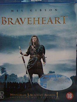 Braveheart - DVD cover