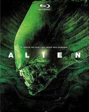 Alien - DVD cover