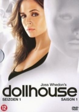 Dollhouse - DVD cover