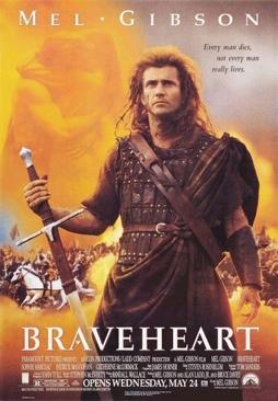Braveheart - VHS cover