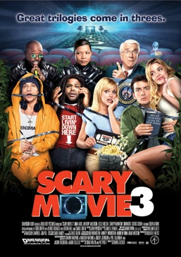 Scary Movie 3 - VHS cover