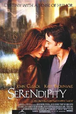Serendipity - DVD cover