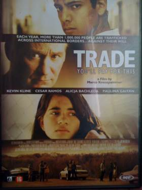 Trade - DVD cover