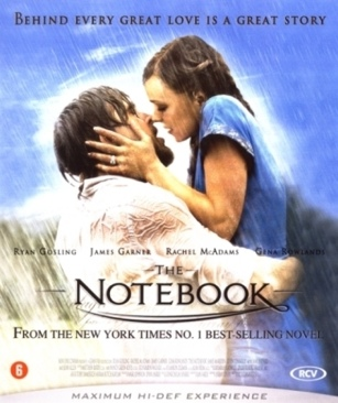 The Notebook - DVD cover