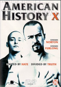 American History X - DVD cover