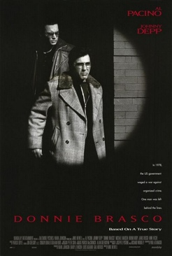 Donnie Brasco - DVD cover