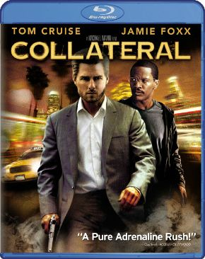 Collateral - Blu-ray cover