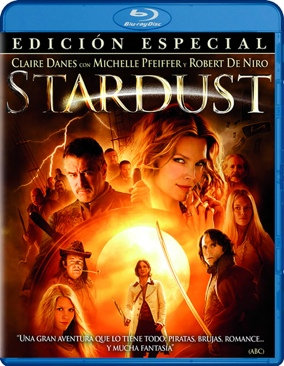 Stardust - Blu-ray cover