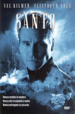 The Saint - DVD cover