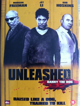 Unleashed - DVD cover