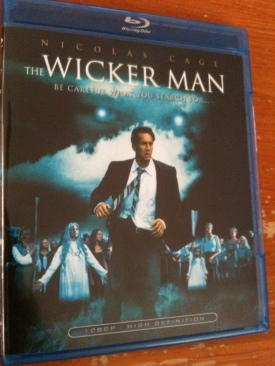 The Wicker Man - DVD cover