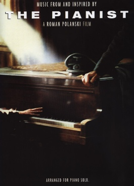 The Pianist - DVD cover