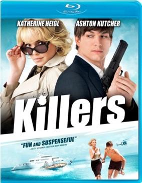 Killers - Blu-ray cover