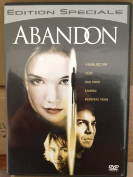 Abandon - DVD cover