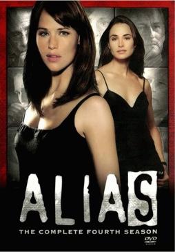 Alias - Blu-ray cover