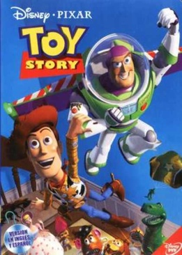 Toy Story - DVD cover