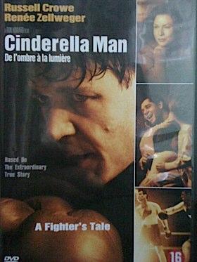 Cinderella Man - DVD cover