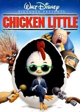 Chicken Little - Betamax cover