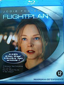 Flightplan - Blu-ray cover