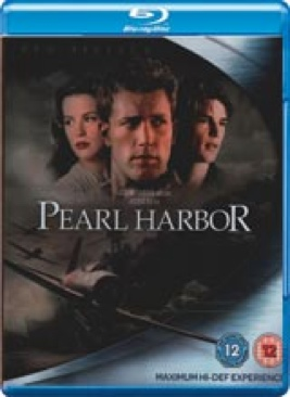 Pearl Harbor - Blu-ray cover