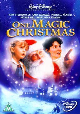 One Magic Christmas - DVD cover
