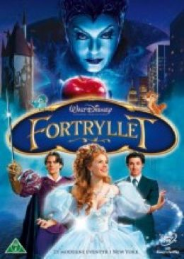 Enchanted - DVD cover