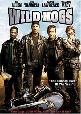 Wild Hogs - DVD cover