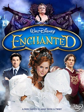 Enchanted - Video CD cover