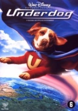 Underdog - HD DVD cover
