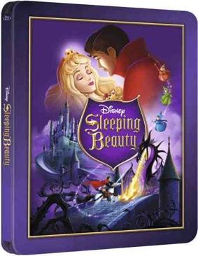 Sleeping Beauty - Blu-ray cover
