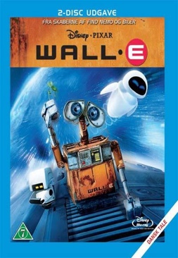 Wall-E - Blu-ray cover