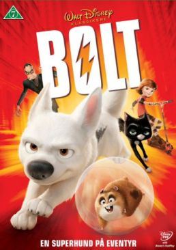 Bolt - DVD cover