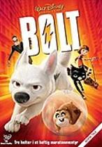 Bolt - DVD cover