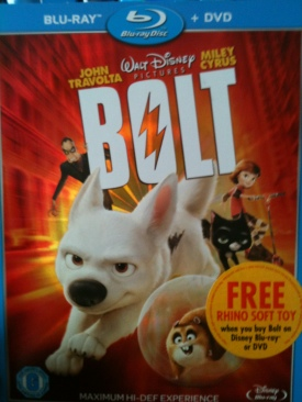 Bolt movie dvd rip